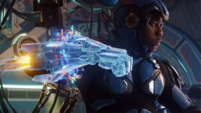 PACIFIC RIM: UPRISING- John Boyega Leads the Fight for the World in the New Trailer!