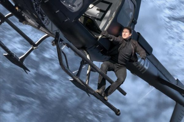 The First Official Image from MISSION: IMPOSSIBLE 6: FALLOUT Debuts!