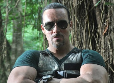 Action Superstar Alexander Nevsky To Receive AOF 2018 Break Out Action Star Award!
