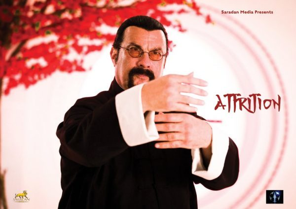 ATTRITION: The New Trailer for Steven Seagal's New Action-Thriller Delivers the Fisticuffs!