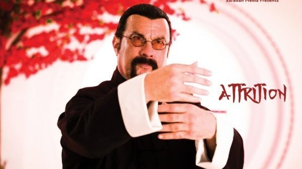 ATTRITION: Steven Seagal Assembles His Crew in the First Trailer for the Action-Thriller