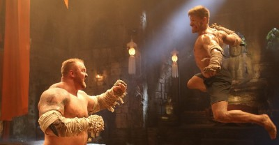 Review: The Epic KICKBOXER: RETALIATION Cements Alain Moussi's Status as an Action Star