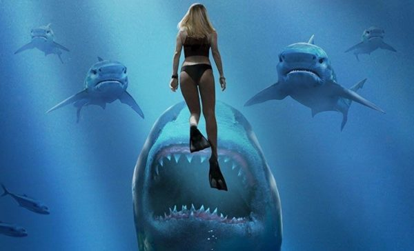 DEEP BLUE SEA 2: Super Sharks Rule the Day in the Trailer for the Upcoming Sequel
