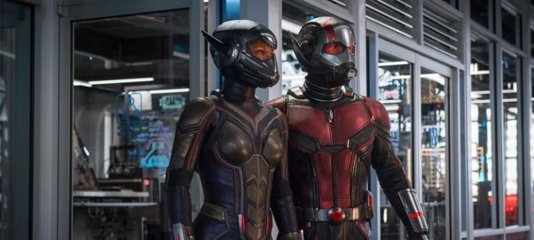 ANT-MAN AND THE WASP: The Newest Marvel Entry Buzzes with a New Trailer and Poster
