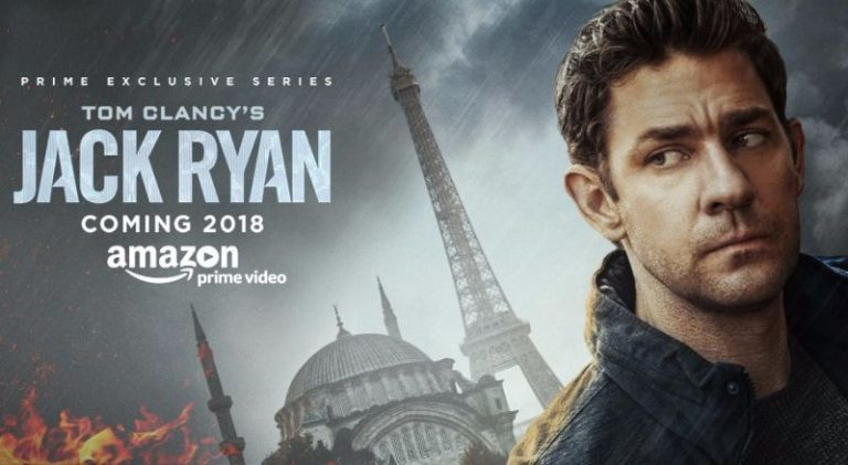 TOM CLANCY'S JACK RYAN: The Amazon Prime Action Series Debuts in August!
