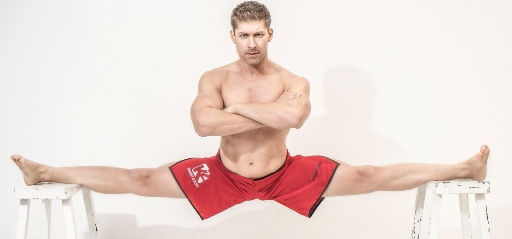 The Action Flix One To Watch: Martial Arts Sensation Alain Moussi from KICKBOXER: RETALIATION