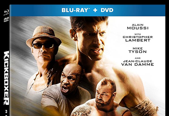 Home Video: KICKBOXER: RETALIATION Spin Kicks onto Blu-Ray this March!