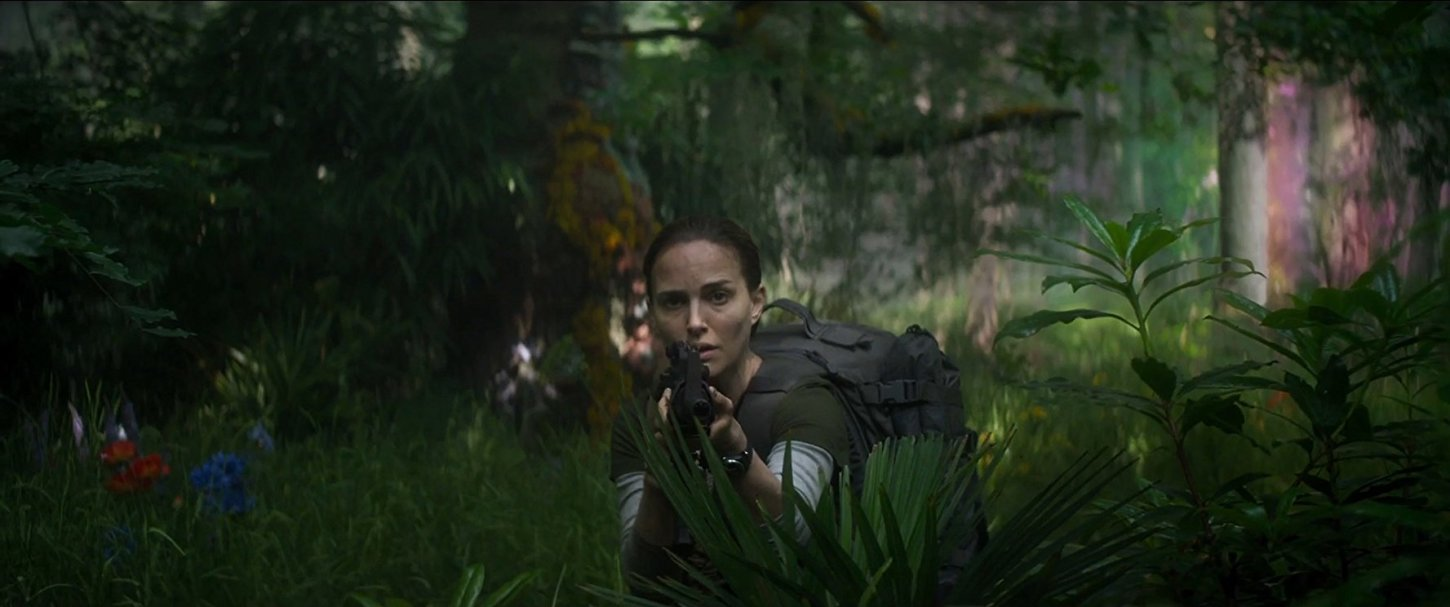 ANNIHILATION: Natalie Portman Faces the Unknown in the Extended TV Spot for the New Thriller