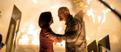 SKYSCRAPER: The Rock Channels His Inner John McClane in the First Official Trailer!