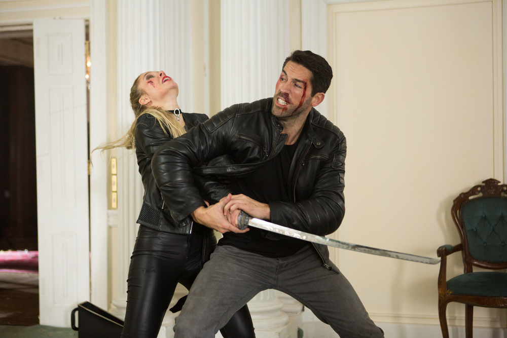 ACCIDENT MAN Unleashed! A Conversation with Action Star Scott Adkins