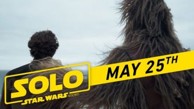 SOLO: A STAR WARS STORY: Watch the Birth of a Legend in the First Official Trailer!