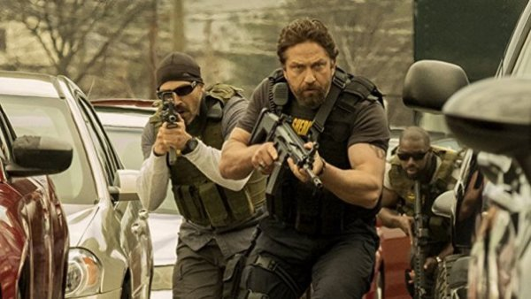 STX Entertainment Greenlights DEN OF THIEVES 2 with Gerard Butler Set to return