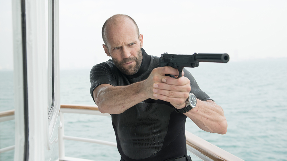Jason Statham Set to Star in the D.J. Caruso Helmed Action-Thriller THE KILLER'S GAME for STX