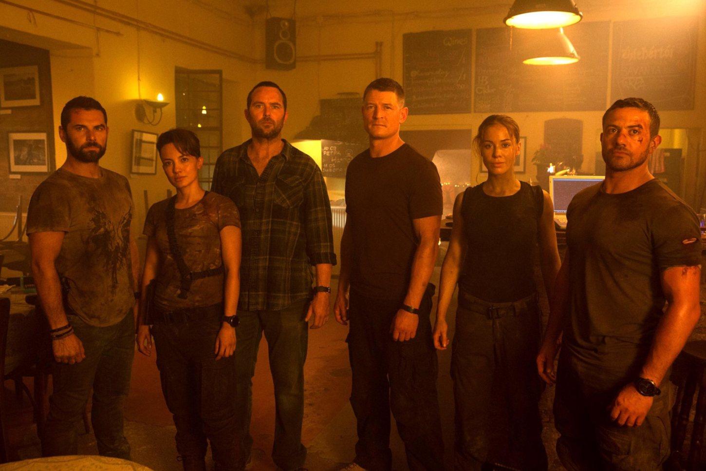 Cinemax Confirms Sullivan Stapleton and Philip Winchester will Return in this Season of STRIKE BACK!