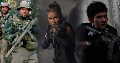 MILE 22 with Wahlberg, Rousey and Uwais Lands a July Release Date