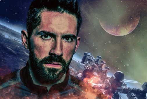Scott Adkins Looks Menacing in the New Poster for the Sci-Fi Thriller INCOMING