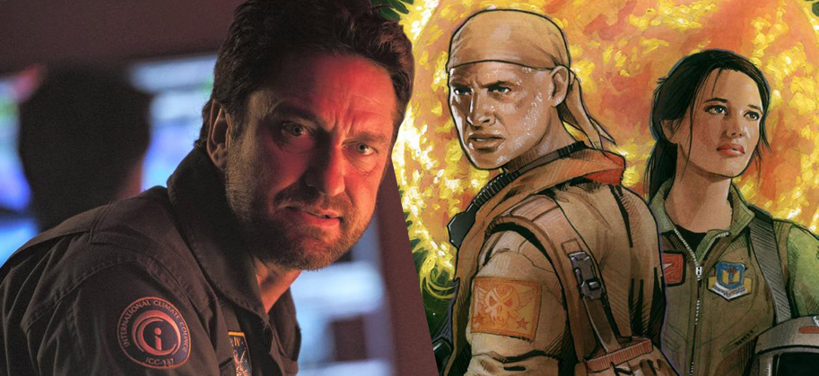Gerard Butler Set to Star in AFTERBURN from THE VILLAINESS Director Jung Byung-gil