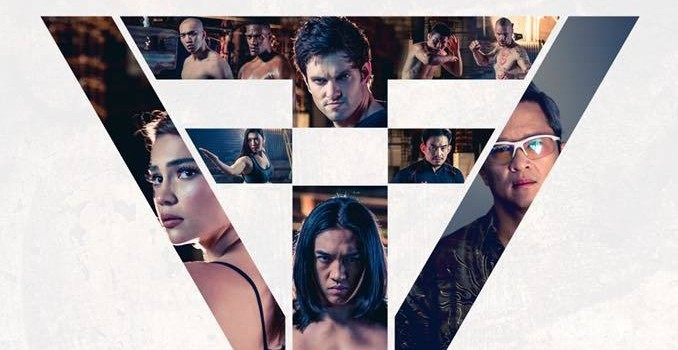 THE TRIGONAL: Director Vincent Soberano's New MMA Fight Film Unveils Two More Teasers!