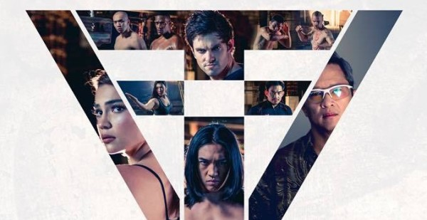 THE TRIGONAL: FIGHT FOR JUSTICE: Check Out the New Poster and Teaser for the MMA Epic!
