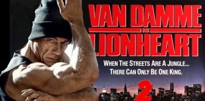 JCVD Releases a Promo Poster and More Info for LIONHEART 2!