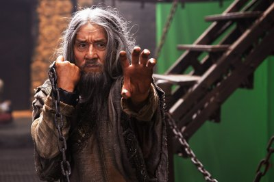 VIY 2: MYSTERY OF THE DRAGON'S SEAL: Chan and Schwarzenegger Face Off in the Official Trailer