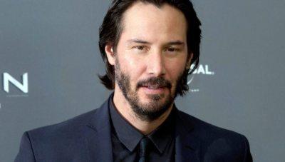 Netflix Taps Keanu Reeves for Their Superhero Vigilante Film PAST MIDNIGHT