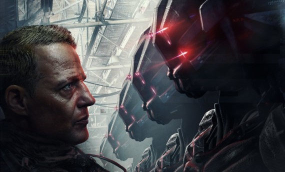 Review: Louis Mandylor is Up Against the Ultimate Enemy in the Exhilarating BATTLE DRONE