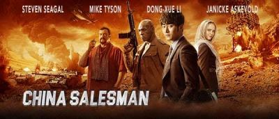 Home Video: Seagal and Tyson Face Off in June When CHINA SALESMAN Hits DVD