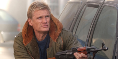THE TRACKER: Dolph Lundgren is Out for Revenge in His New Action-Thriller Currently in Production