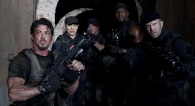 THE EXPENDABLES 4 Is Locked and Loaded for a Summer Production Start