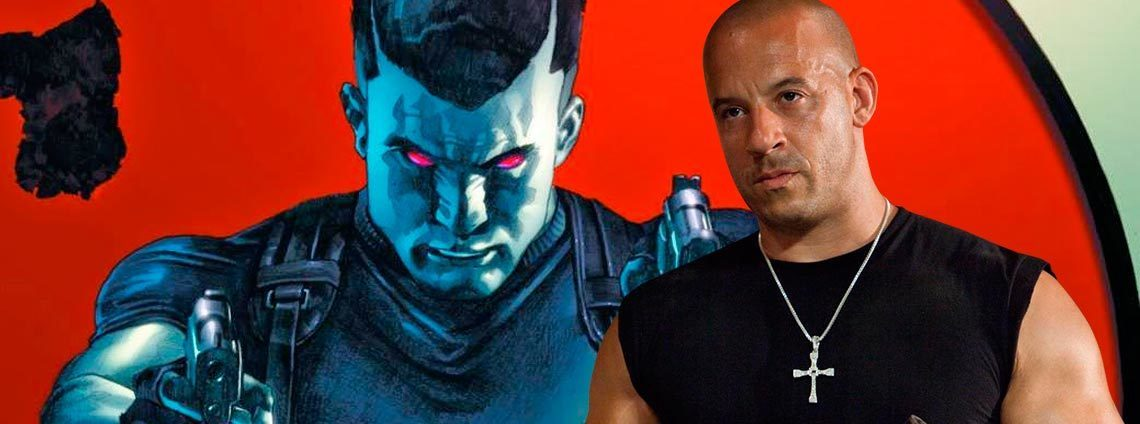 It's Official! Vin Diesel is BLOODSHOT in Sony Pictures Adaptation of the Valiant Comic Book!