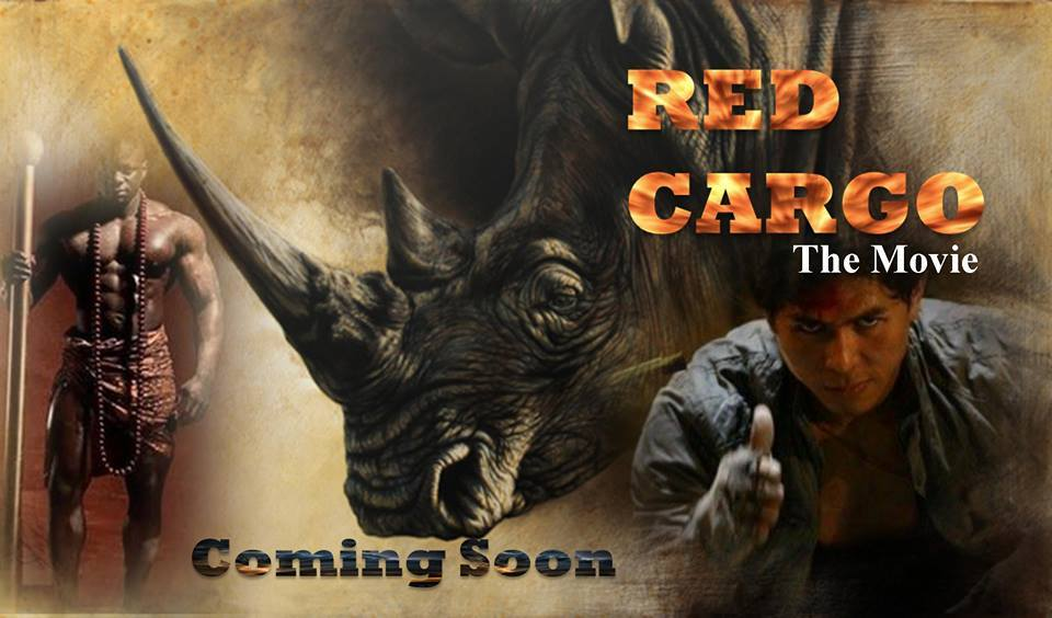 RED CAGO: JeeJa Yanin and Dan Chupong are On the Hunt in Africa in the New Martial Arts Thriller