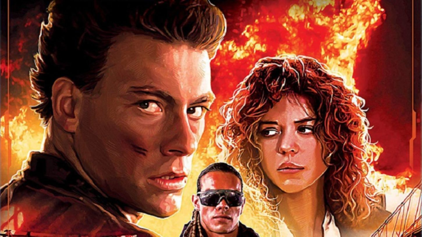 Home Video: The Special Features are Unveiled for JCVD's CYBORG Blu-Ray Collector's Edition
