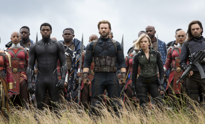 AVENGERS: INFINITY WAR: It's Do or Die Time for Earth's Mightiest Heroes in the New Trailer!