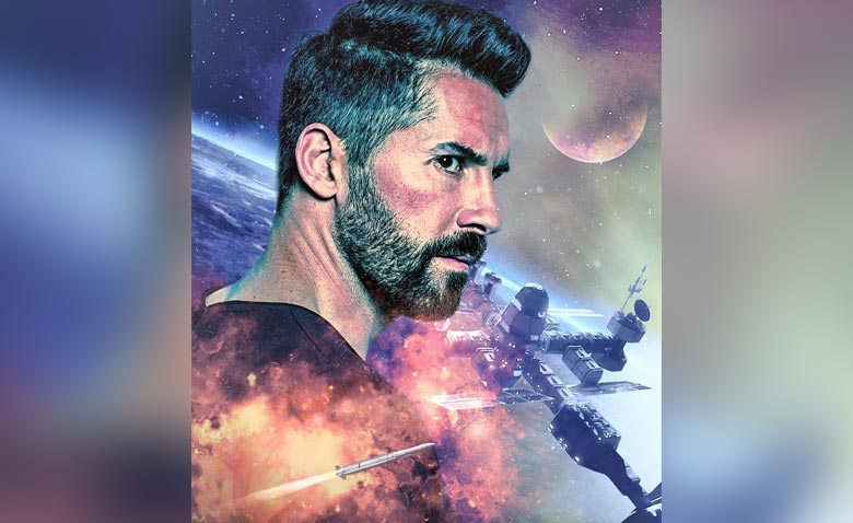 INCOMING: Scott Adkins' Newest Sci-Fi Action Pic Gets a New Poster and Release Date!