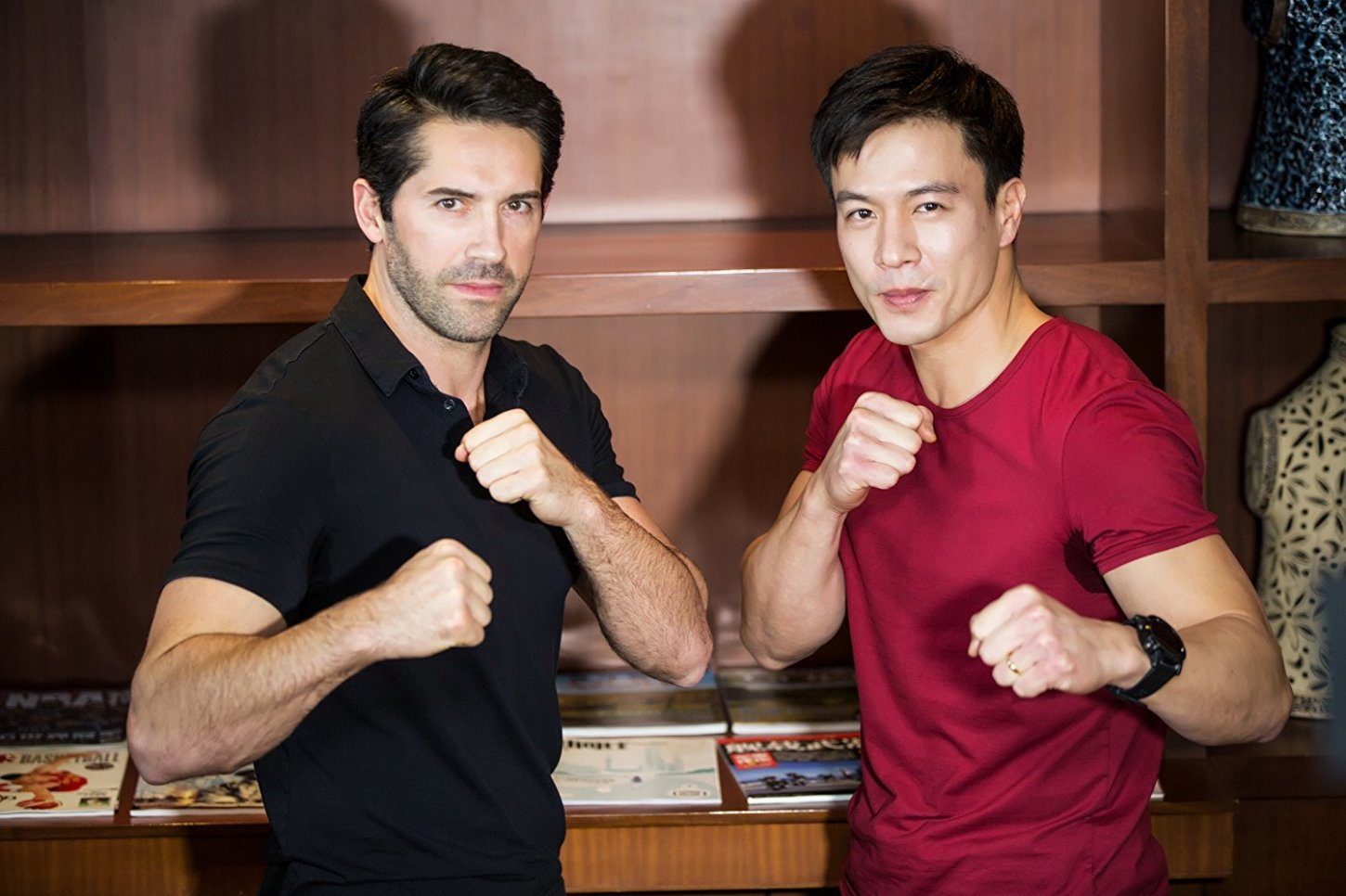 ABDUCTION: Scott Adkins' Upcoming Action Flick with Andy On Gets a Name Change and New Images!