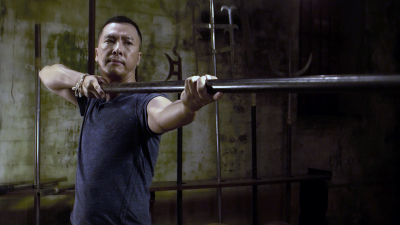 CROSSFIRE: Director Benny Chan's Upcoming Thriller Recruits Action Powerhouse Donnie Yen!