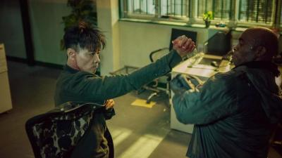INVINCIBLE DRAGON: Max Zhang and Anderson Silva Wage War in the New Trailer for the Action-Thriller