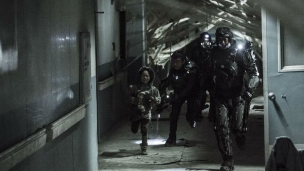 WARRIORS OF FUTURE: Louis Koo Gears Up to Save Humanity in the Hong Kong Sci-Fi Spectacular!