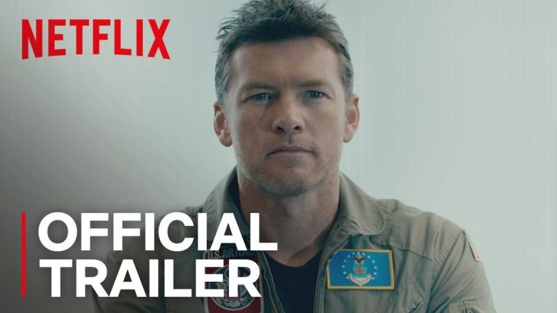THE TITAN: Sam Worthington Sets Out to Save Mankind in the New Trailer for Netflix's Sci-Fi Film