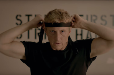 COBRA KAI: Johnny's Back in the First Full Trailer for YouTube Red's KARATE KID Sequel Series