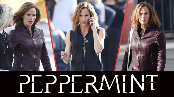 PEPPERMINT: Jennifer Garner Seeks Revenge this September with STX Film's Action-Thriller