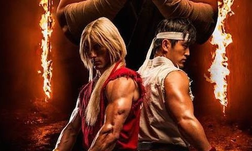 STREET FIGHTER: WORLD WARRIOR- eOne to Develop New Series Based on the Martial Arts Saga