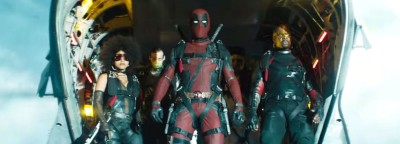 DP2: The X-Force has Arrived in the Hilarious New Red Band Trailer for the Upcoming DEADPOOL Sequel!