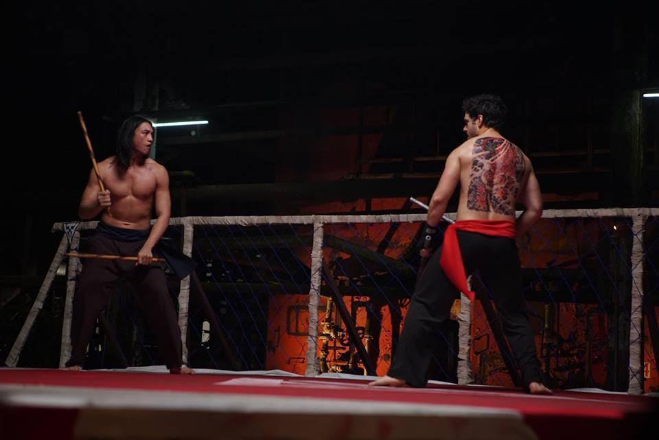 The TRIGONAL: The Best of the Best Wage War in the Explosive Trailer for the Brutal Fight Flick