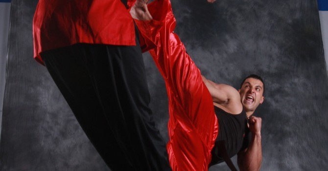 Exclusive Interview: Actor and Martial Artist Silvio Simac of KNIGHTS OF THE DAMNED