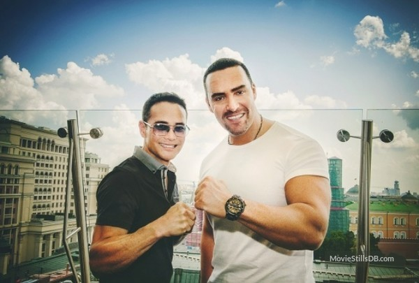 MAXIMUM IMPACT: Alexander Nevsky & Mark Dacascos Reunite for the Upcoming Action-Thriller!