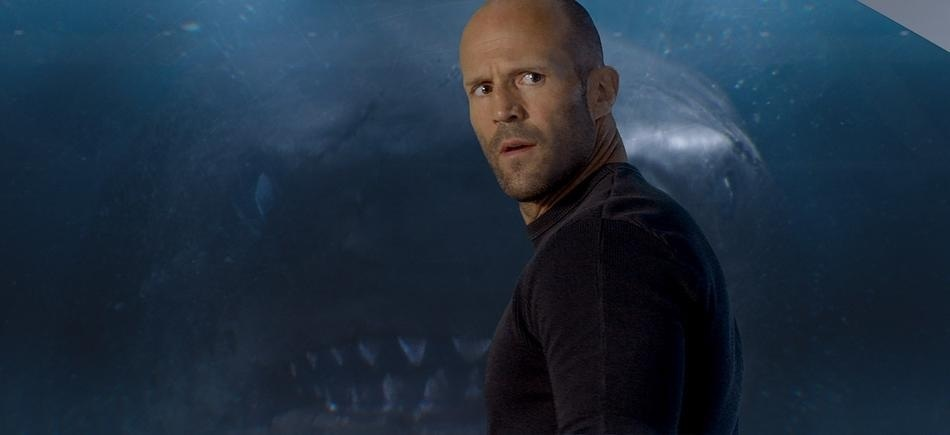 THE MEG: Jason Statham has Met His Match in the Official Trailer for the Upcoming Thriller