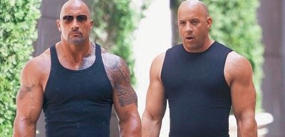 Dwayne Johnson Opens Up About His Feud with Vin Diesel and His Fast and Furious Future