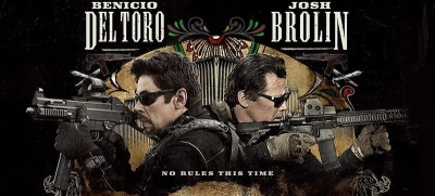 Brolin and Del Toro Take Aim On the New Poster for SICARIO: DAY OF THE SOLDADO